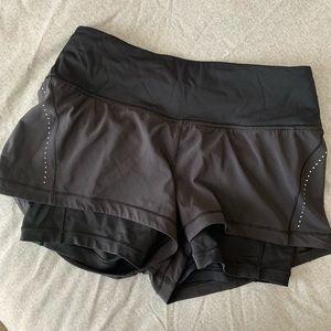 Used lululemon shorts